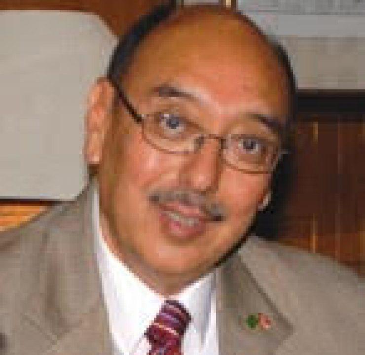 Dr. Sriram Bhagut Mathe
