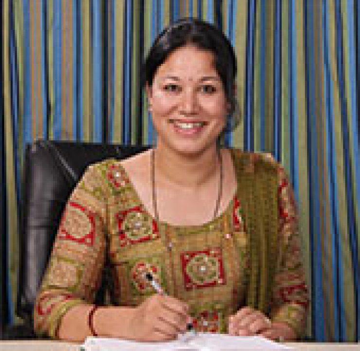 Samjhana Kharel