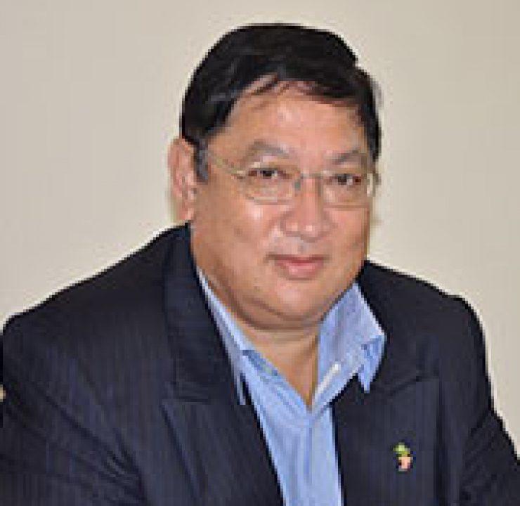 Mr. Umesh Shrestha