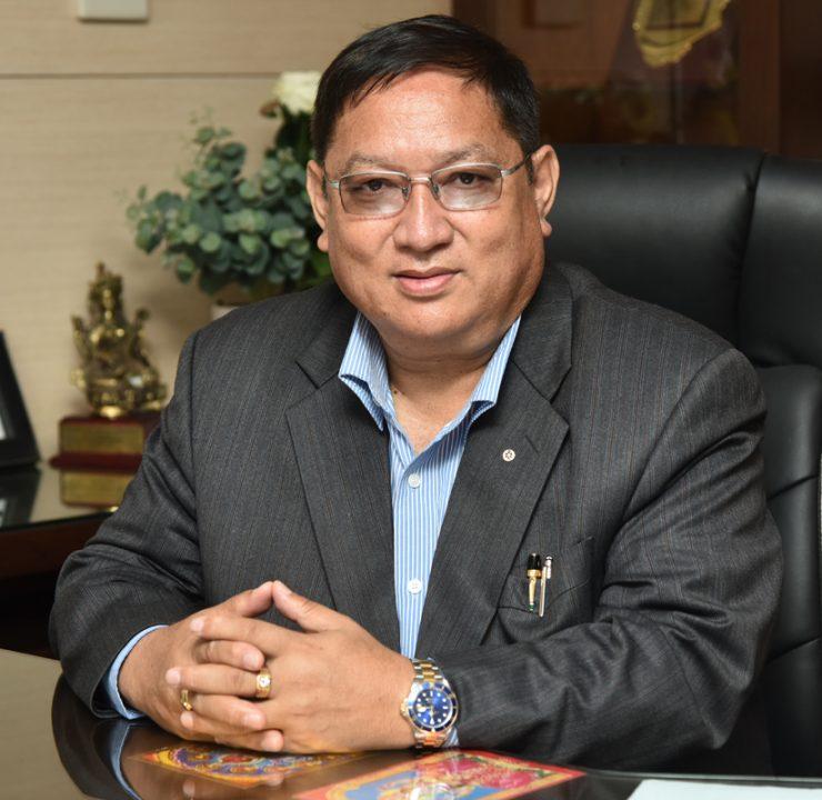 Hon'ble Umesh Shrestha, Board Vice-Chair