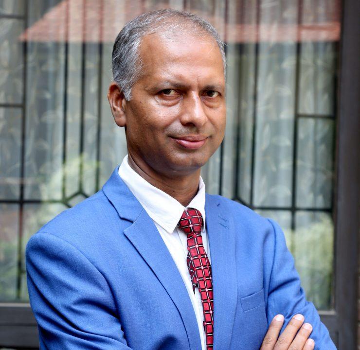 Mr. Kapil Dev Regmi, Executive Director