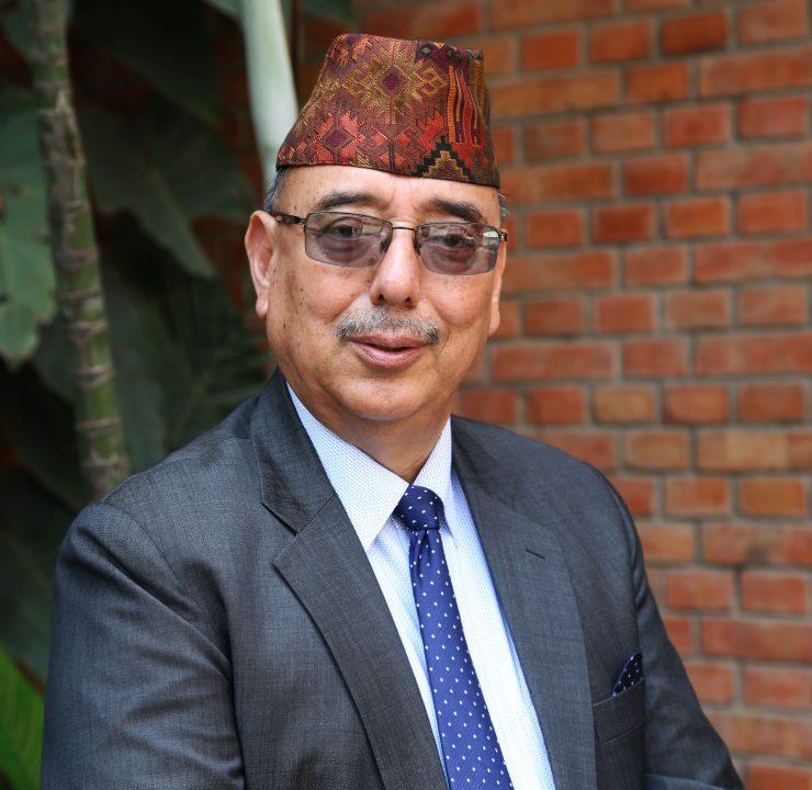 Prof. Dr. Sriram Bhagut Mathe, Board Chair